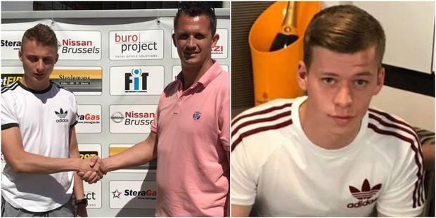 Deux jeunes talents signent au RWDM - La DH
