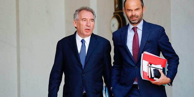 France: Bayrou sur un siège éjectable? - La DH