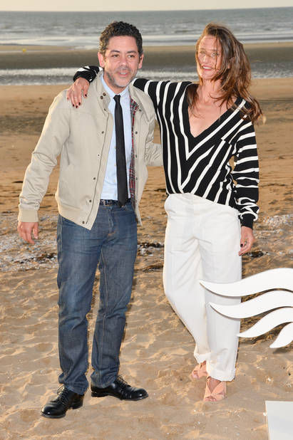 Manu Payet et Camille Cottin
