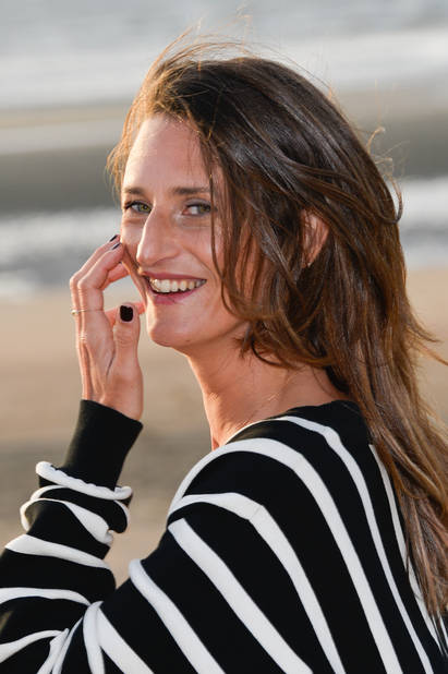 Camille Cottin, actrice nature