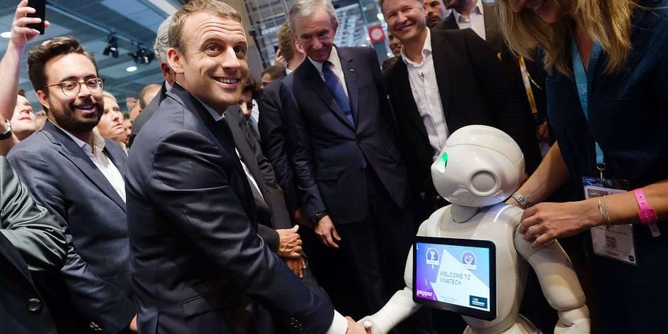 Majorité écrasante pour Macron, abstention record — Législatives en France