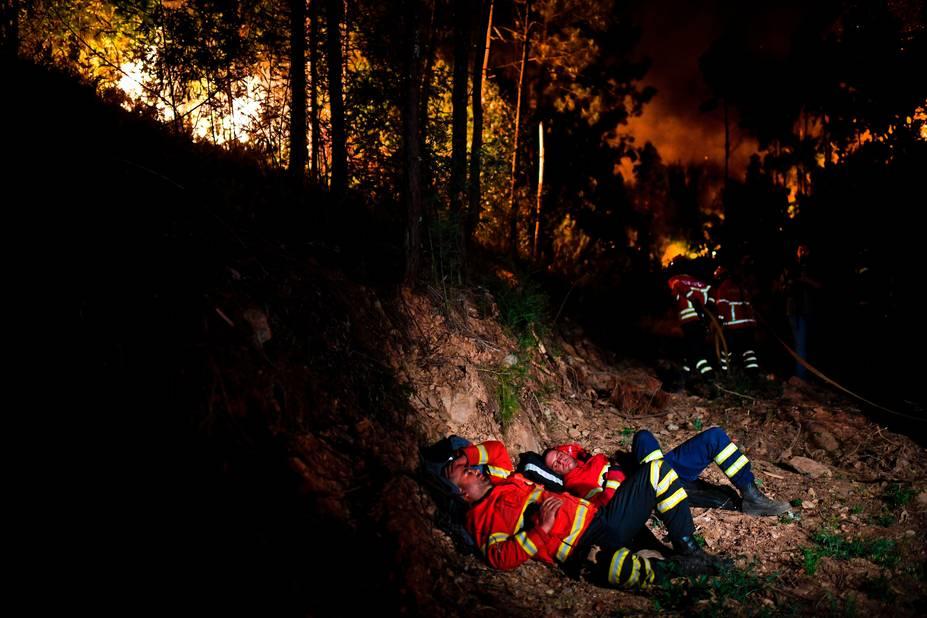 Portugal : un terrible incendie fait de nombreuses victimes