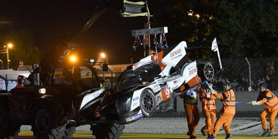 Heures du Mans. La joie de Porsche en images