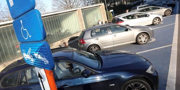 Le message hilarant laissé à une conductrice sur sa manière de se garer (PHOTO) - La DH