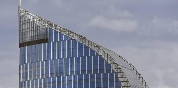 Actions du SPF Finances : Arrêt de travail à la Tour des finances à Liège - La DH