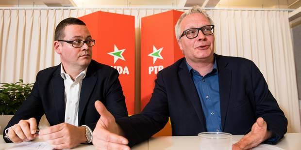 """Annonce faite par le cdH: pour le PTB, Benoît Lutgen """"tourne Kazakh"""" (TOUTES LES REACTIONS) - La DH"""