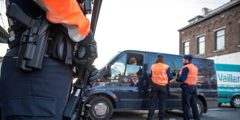 Jemappes: autoroute fermée suite à la découverte d'un obus