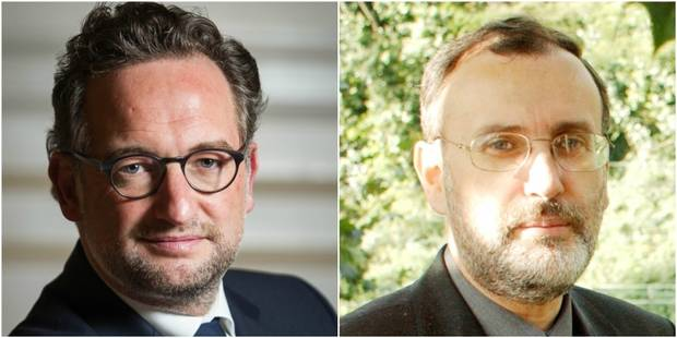 Boris Dilliès ou Marc Cools ? Le MR d'Uccle élira son bourgmestre dimanche - La DH