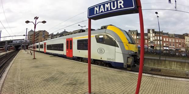 Namur: Le colis suspect était une valise oubliée, elle a été neutralisée - La DH