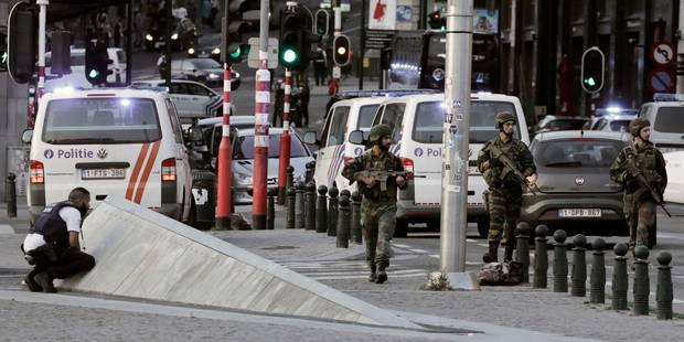 Gare Centrale: les quatre personnes arrêtées mercredi ont été relâchées - La DH