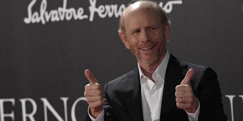 """Ron Howard reprend le flambeau pour le """"Star Wars"""" sur Han Solo"""