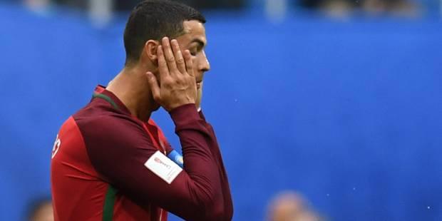 """Cristiano Ronaldo """"a besoin de quelques jours de réflexion"""" - La DH"""