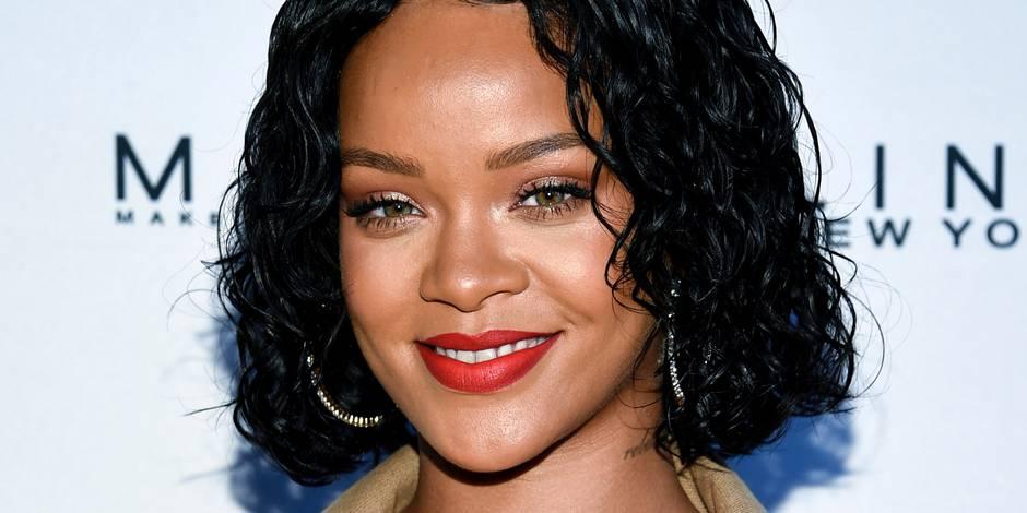 Rihanna interpelle Macron sur Twitter