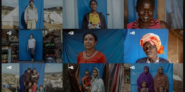 Voici le classement des 100 personnes les plus pauvres du monde - La DH