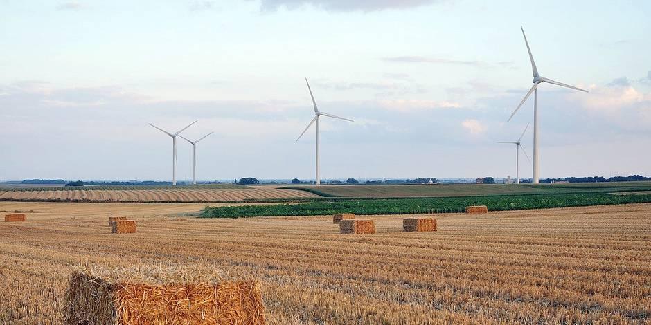 Vers quatre éoliennes au zoning Sud de Nivelles?
