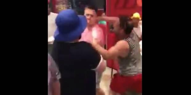 Des touristes anglais se battent dans un KFC en Turquie (VIDEO) - La DH