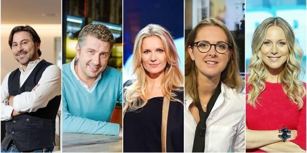 Télévision: ces Belges qui cartonnent (ou pas) en France - La DH