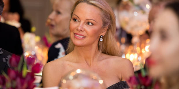 Pamela Anderson ouvre son resto vegan à Saint-Tropez ! (PHOTOS) - La DH