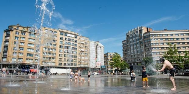 Ixelles: Une nouvelle ligne de bus pour relier Flagey et Fernand Cocq (CARTE) - La DH