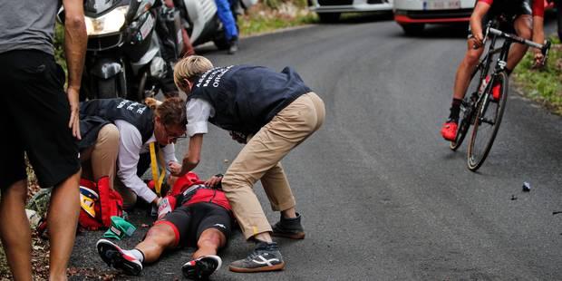"""Greg Van Avermaet: """"Très dommage pour Porte"""" - La DH"""