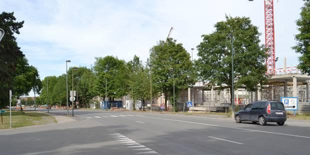 Tournai : En travaux dès le 7 août - La DH