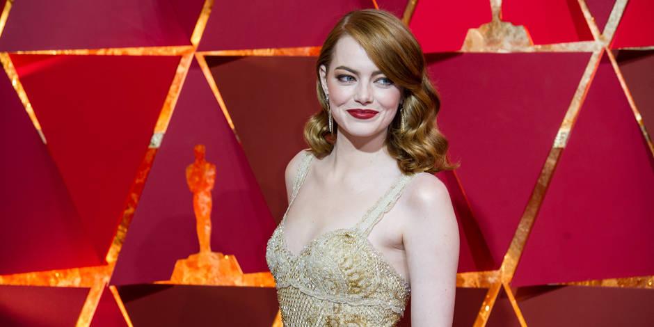 """Le """"truc"""" d'Emma Stone pour être payée comme ses collègues masculins"""