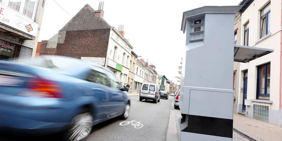Toujours plus de Lidars sur nos routes: 335 personnes flashées chaque jour ! - La DH