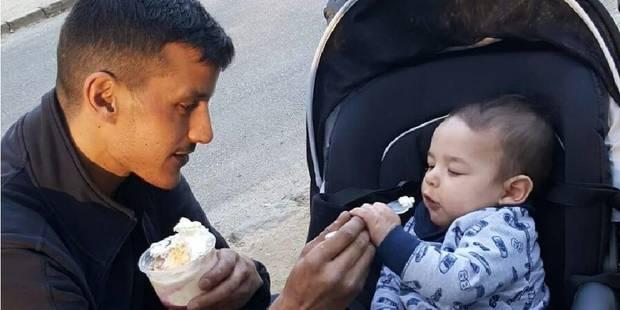 """Mort du petit Ibrahim à Molenbeek: """"Un monstre a étranglé mon petit-fils de 10 mois"""" - La DH"""