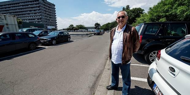 WSL: L'état du parking des cliniques universitaires Saint-Luc met les patients en danger - La DH