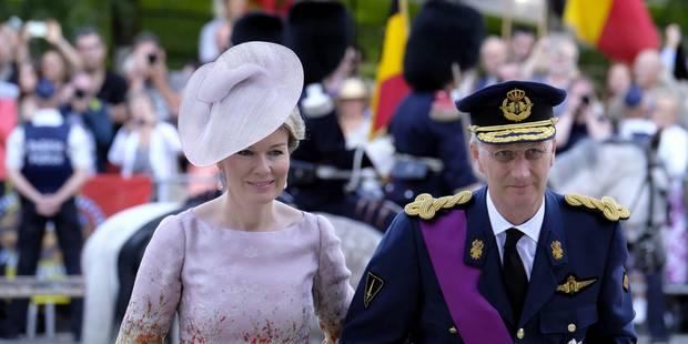 La Reine Mathilde, fidèle à Natan et Fabienne Delvigne - La DH