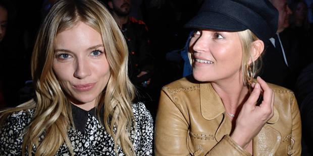 Kate Moss et Sienna Miller : après la guerre, l'amitié - La DH