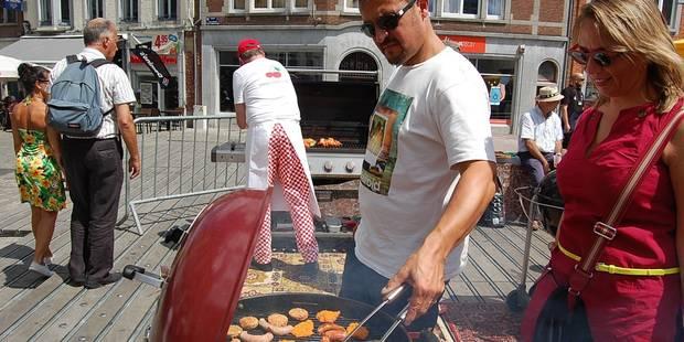 Namur : partage de bidoche en toute convivialité - La DH