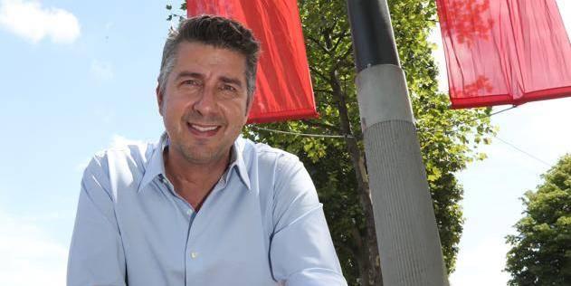Jean-Michel Zecca sur RTL à Paris, son rêve de gosse - La DH