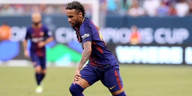 Le Barça convaincu que Neymar va rester - La DH