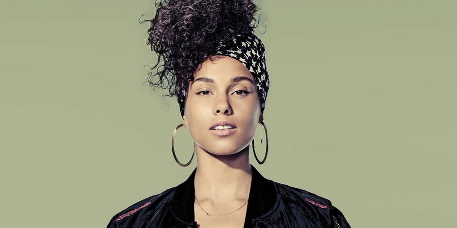 Alicia Keys ne ressemble plus à ça