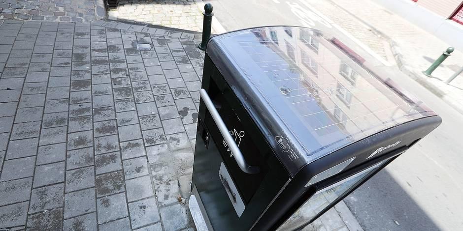 Des poubelles intelligentes installées à Ixelles
