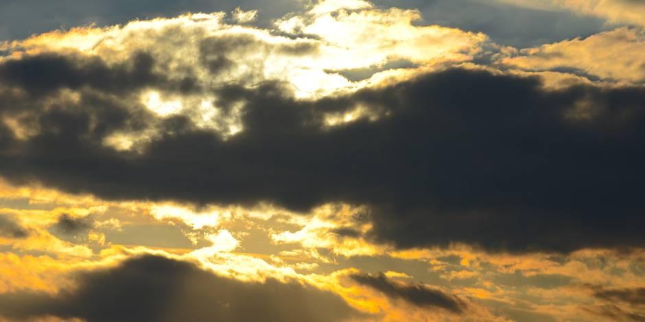 Météo: de la pluie et des nuages jusqu'à dimanche au moins