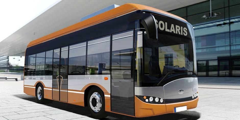 Voici les futurs bus 100% électriques du centre-ville
