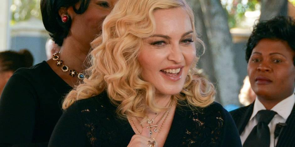 La belle bourde de Madonna alors que les incendies ravagent le Var