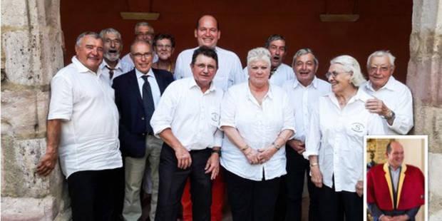 Le bourgmestre Philippe Close en guest-star à la fête du vin de Saint-Chinian - La DH