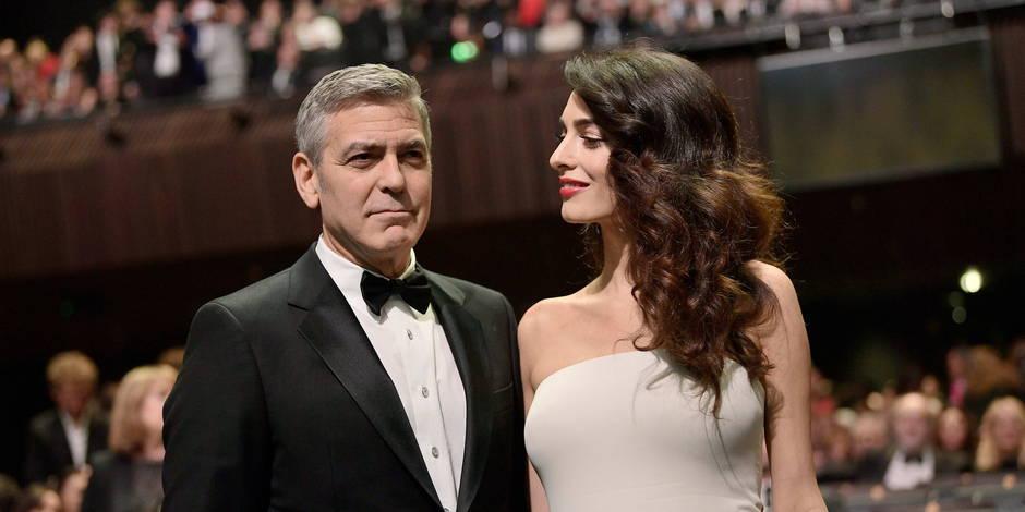 George Clooney est en colère !
