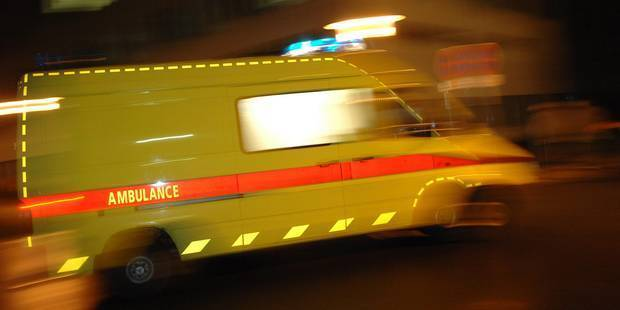 Retour de soirée: le passager éjecté de la voiture est décédé - La DH