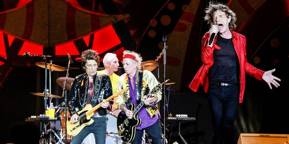 The Rolling Stones Live in Rio!