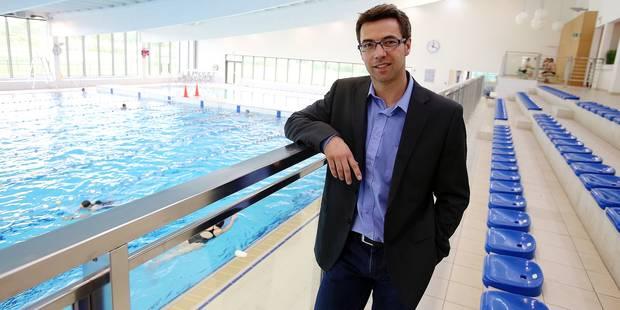 """Le grand entretien de la semaine : """"La piscine de Mons est avant tout celle des Montois !"""" - La DH"""