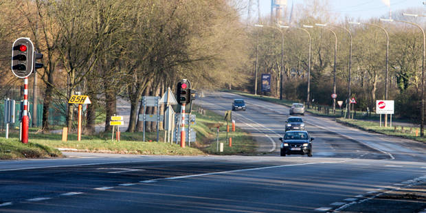 La route de Wallonie sera fermée entre Ghlin et Baudour - La DH