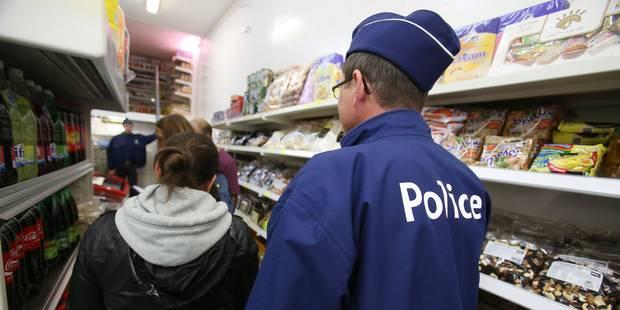 Borinage: deux établissements horeca fermés par la police Boraine - La DH