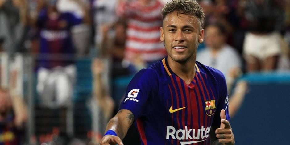 Le journal du mercato (31/07): le PSG s'apprête à signer Neymar et lui réserve un accueil de superstar