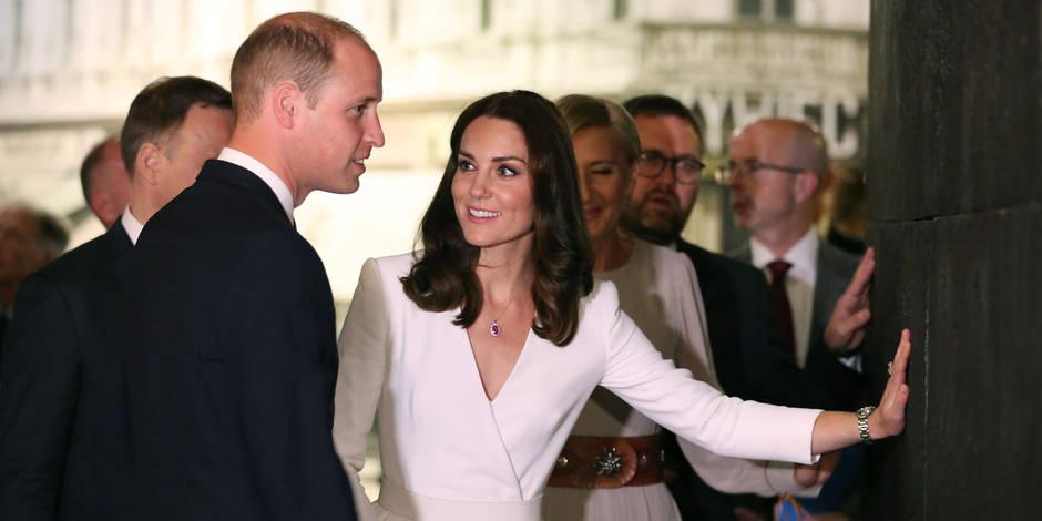 """Kate et William """"priés"""" de ne pas faire un troisième enfant !"""