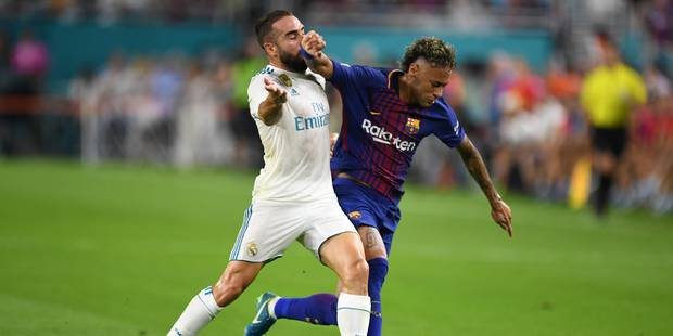 Le journal du mercato (01/08): Neymar de retour à Barcelone, l'AC Milan est encore sur un coup - La DH