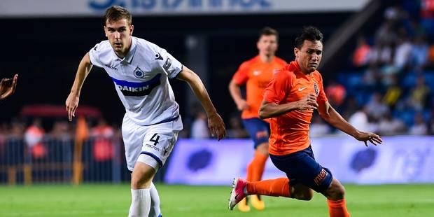 Le Club de Bruges ne fait pas le poids à Basaksehir et ne verra pas la Ligue des Champions (2-0) - La DH